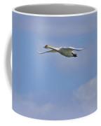 Swans In Flight, Yukon Coffee Mug
