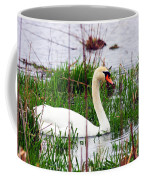 Swan's Marsh Coffee Mug