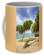 Swaying Palm Trees Coffee Mug