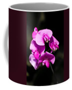 Sweat Pea Coffee Mug by Dawn OConnor