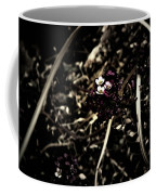 Sweet Alyssum Coffee Mug