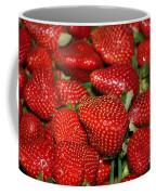 Sweet Florida Strawberries Coffee Mug