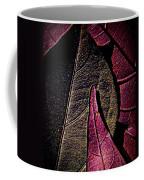 Sweet Potato Foliage Coffee Mug