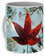Sweetgum Coffee Mug