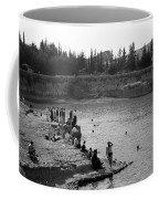Swiming Time 1945 Coffee Mug