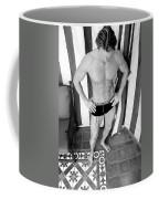 Swimmer 5 Coffee Mug
