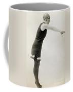 Swimmer, C1900 Coffee Mug