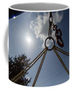 Swinging In A Hammock Coffee Mug