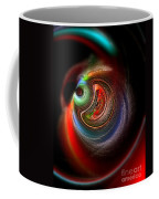 Swirl Of Colors Coffee Mug