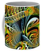 Swirling Colors Coffee Mug