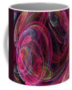 Swirling Energy Coffee Mug