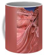 Swirling Sandstone Coffee Mug