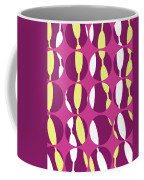 Swirly Stripe Coffee Mug by Louisa Knight