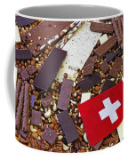 Swiss Chocolate Coffee Mug by Joana Kruse