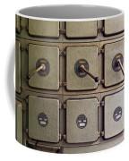 Switch Panel Coffee Mug by Carlos Caetano