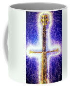 Sword With Sparks Coffee Mug