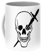 Symbol: Skull & Dagger Coffee Mug