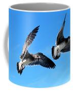 Synchronized Flying Coffee Mug