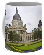 Szechenyli Baths - Budapest Coffee Mug