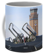 T-38 Talon Pilots Make Their Final Coffee Mug