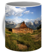 T.a. Moulton Barn Coffee Mug