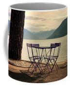 Table And Chairs Coffee Mug by Joana Kruse