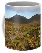 Table Mountain National Park Coffee Mug by Fabrizio Troiani