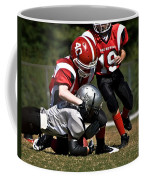 Tackle The Runner Coffee Mug