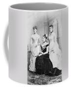 Taft Family, 1884 Coffee Mug