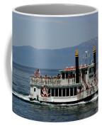Tahoe Gal On Lake Tahoe Coffee Mug