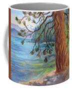 Tahoe Light Sugar Pine Point State Park Coffee Mug