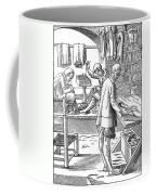 Tailors, 16th Century Coffee Mug