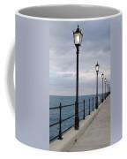 Take A Stroll With Me Coffee Mug by Luke Moore