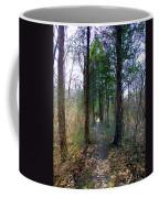 Taking The Long Trail Coffee Mug