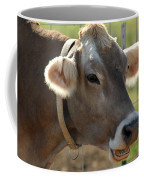 Talking Cow Coffee Mug