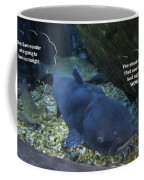 Talking Fish Coffee Mug