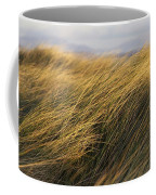 Tall Grass Blowing In The Wind Coffee Mug