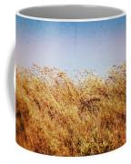 Tall Grass In The Wind Coffee Mug