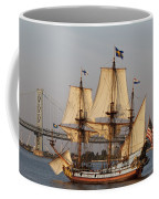 Tall Ship Four Coffee Mug