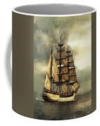 Tall Ship Coffee Mug