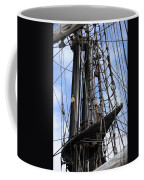 Tall Ship Mast Coffee Mug