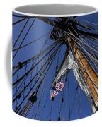 Tall Ship Rigging Coffee Mug