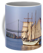Tall Ship Three Coffee Mug