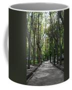 Tall Trees Of Madrid Coffee Mug