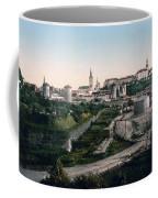 Tallinn Estonia - Formerly Reval Russia Ca 1900 Coffee Mug by International  Images