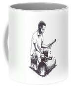 Tambourine Man Coffee Mug