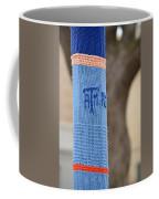 Tamu Astronomy Crocheted Lamppost Coffee Mug by Nikki Marie Smith
