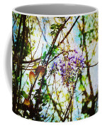 Tangled Wisteria Coffee Mug