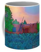 Taos Casita II Coffee Mug