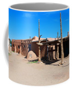 Taos Pueblo Coffee Mug